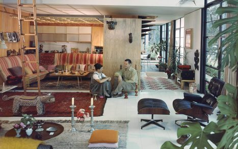 Charles and Bernice Eames featured