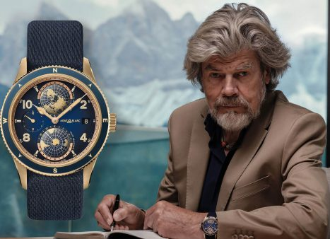 Montblanc 1858 Geosphere Limited Edition featured