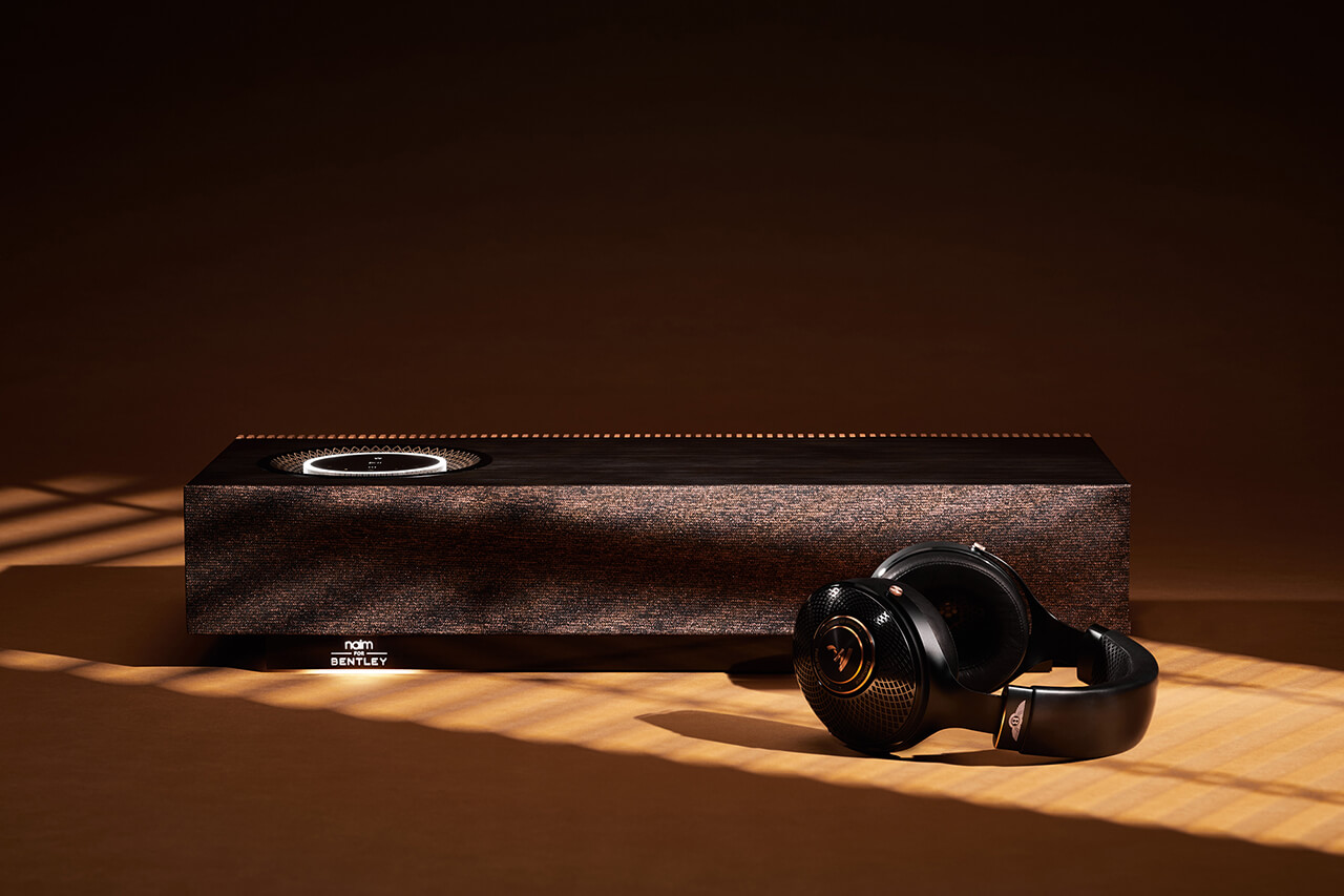 Naim for Bentley and Focal for Bentley