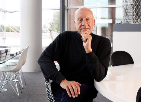 Norman Foster featured