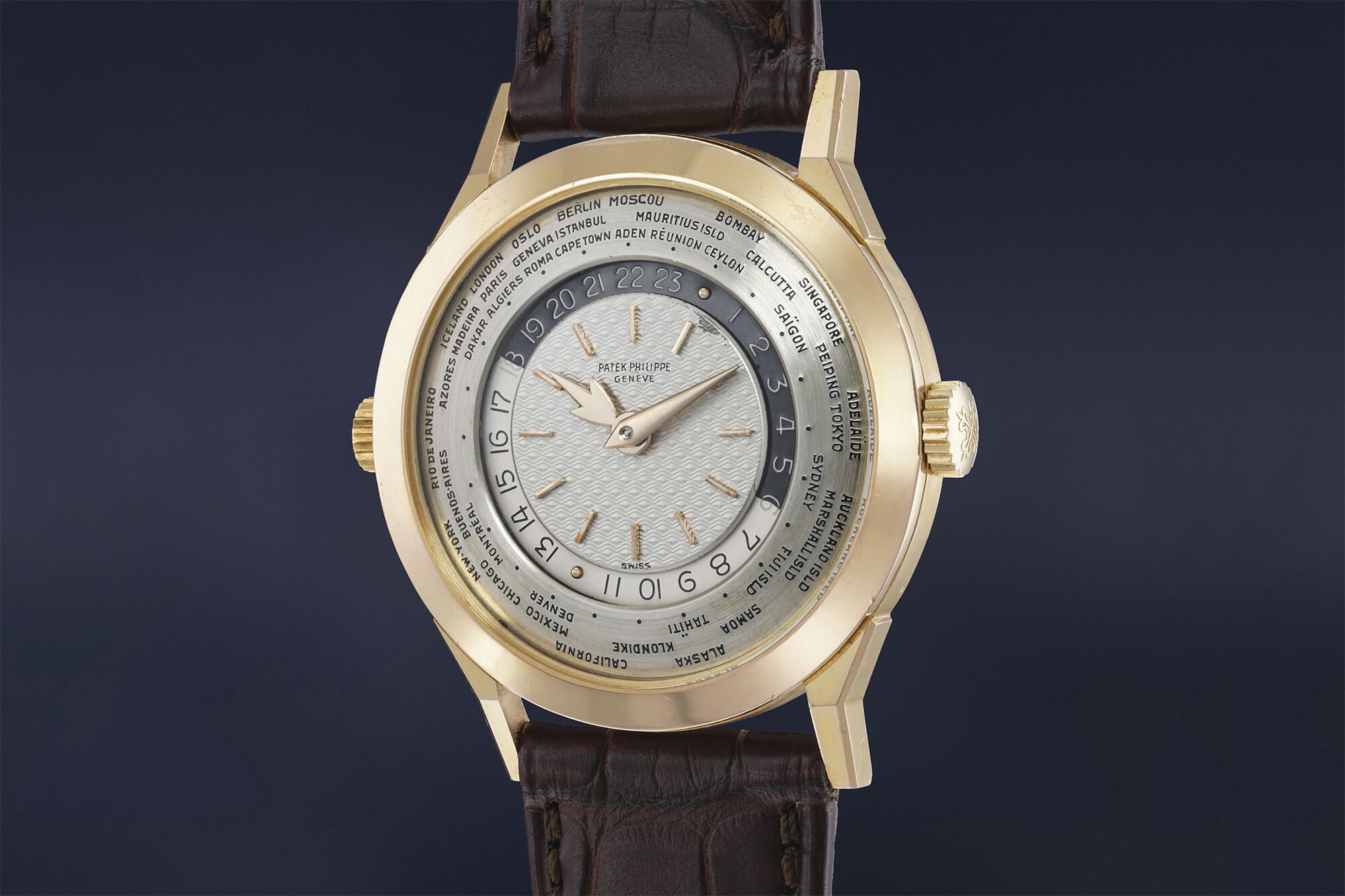 Patek Philippe Reference 2523/1