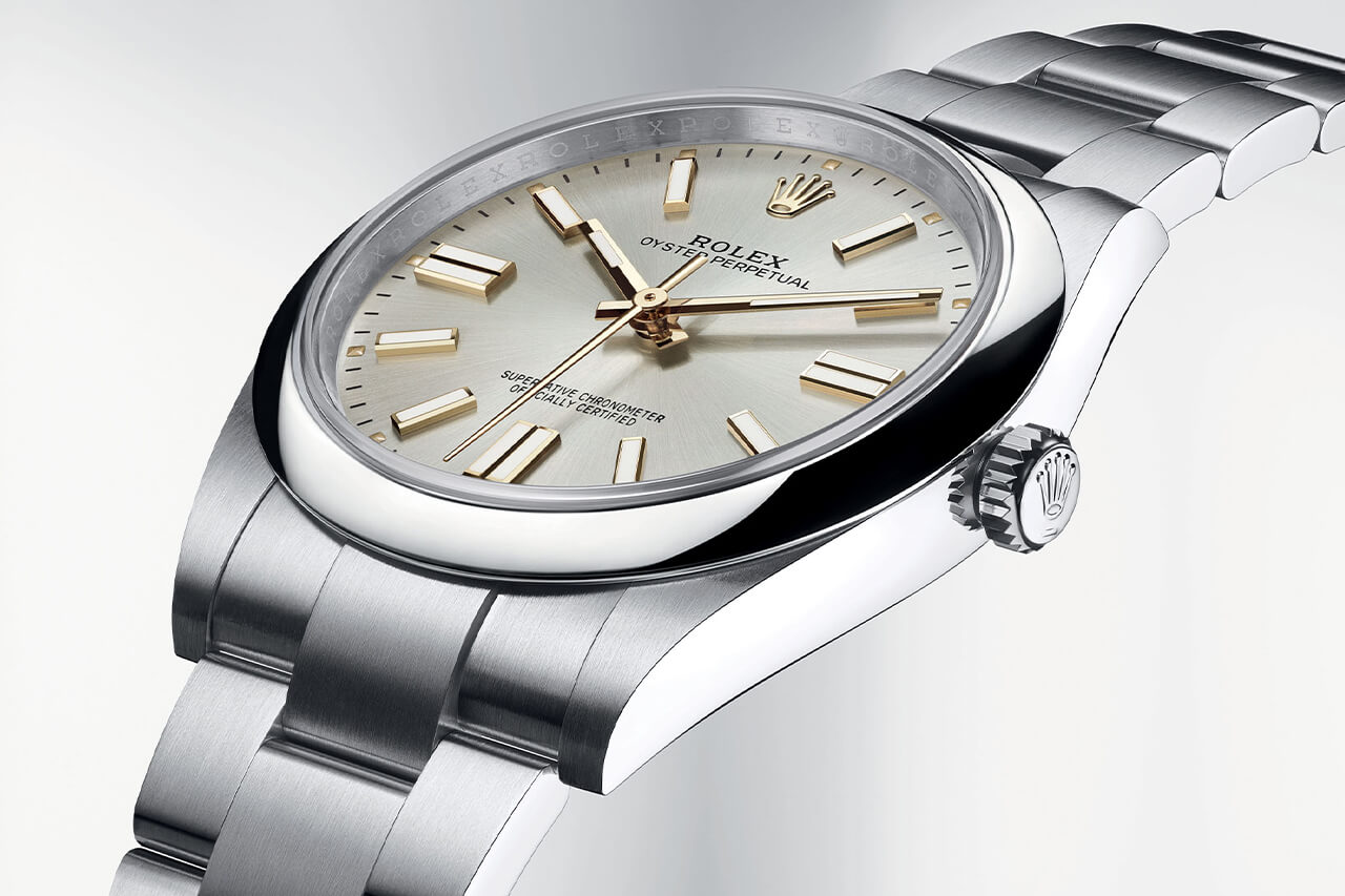Rolex Oyster Perpetual 41mm