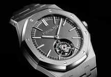 Audemars Piguet Royal Oak Selfwinding Flying Tourbillon Titanium