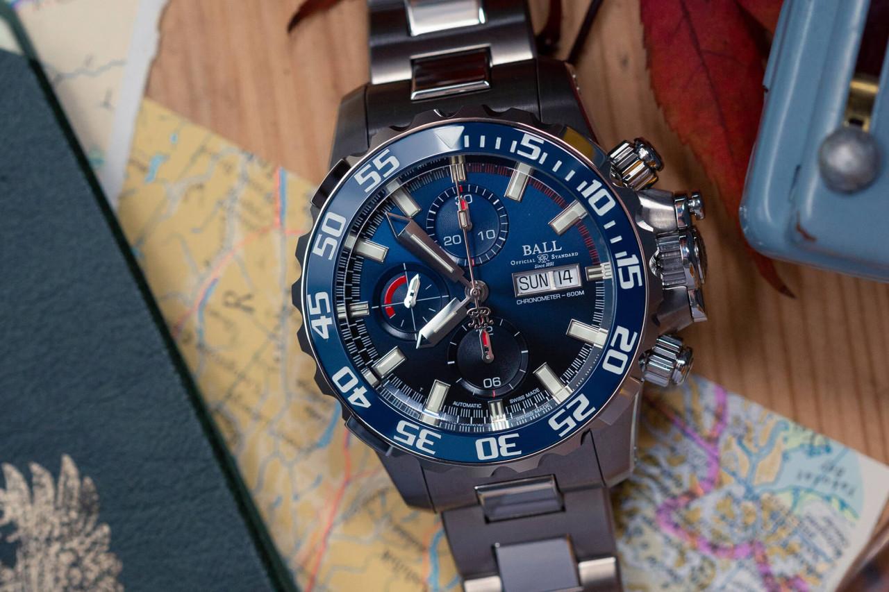 BALL Watch Engineer Hydrocarbon NEDU