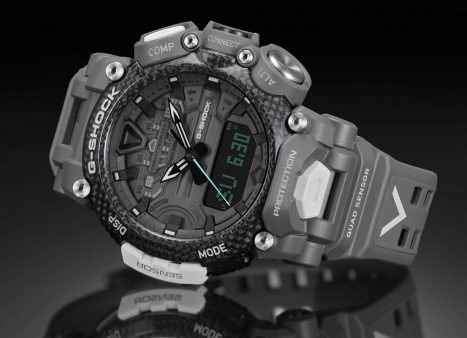 Casio G-Shock RAF Gravity Master