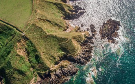 Five Great Mini-Adventures on British Shores