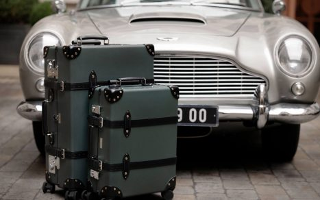 Globe-Trotter No Time to Die Carry-on Case featured