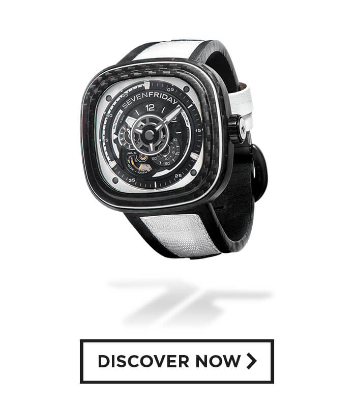 SevenFriday - Discover Now