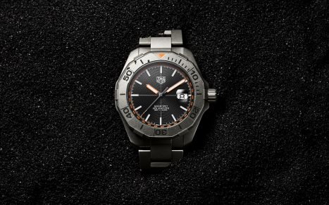 TAG Heuer Aquaracer Bamford Limited Edition featured