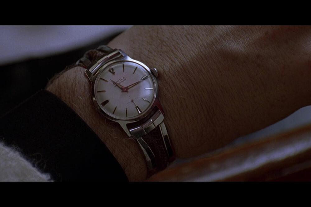 Bulova wristwatch in L.A. Confidential