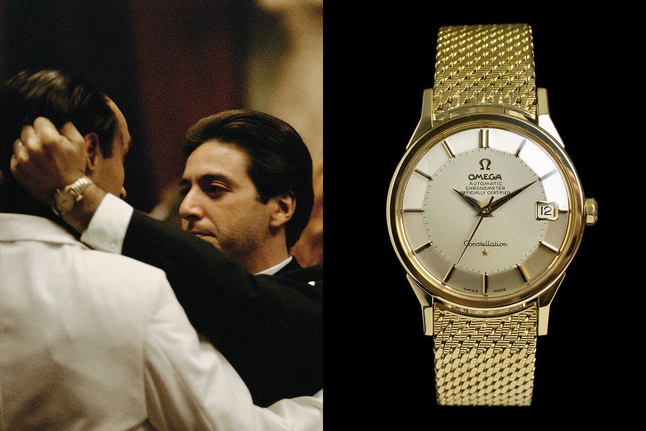 Omega Constellation – Michael Corleone, The Godfather Part II