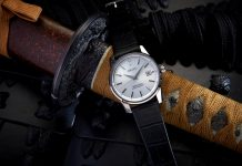Seiko 140th Anniversary Limited Edition Re-creation of King Seiko KSK