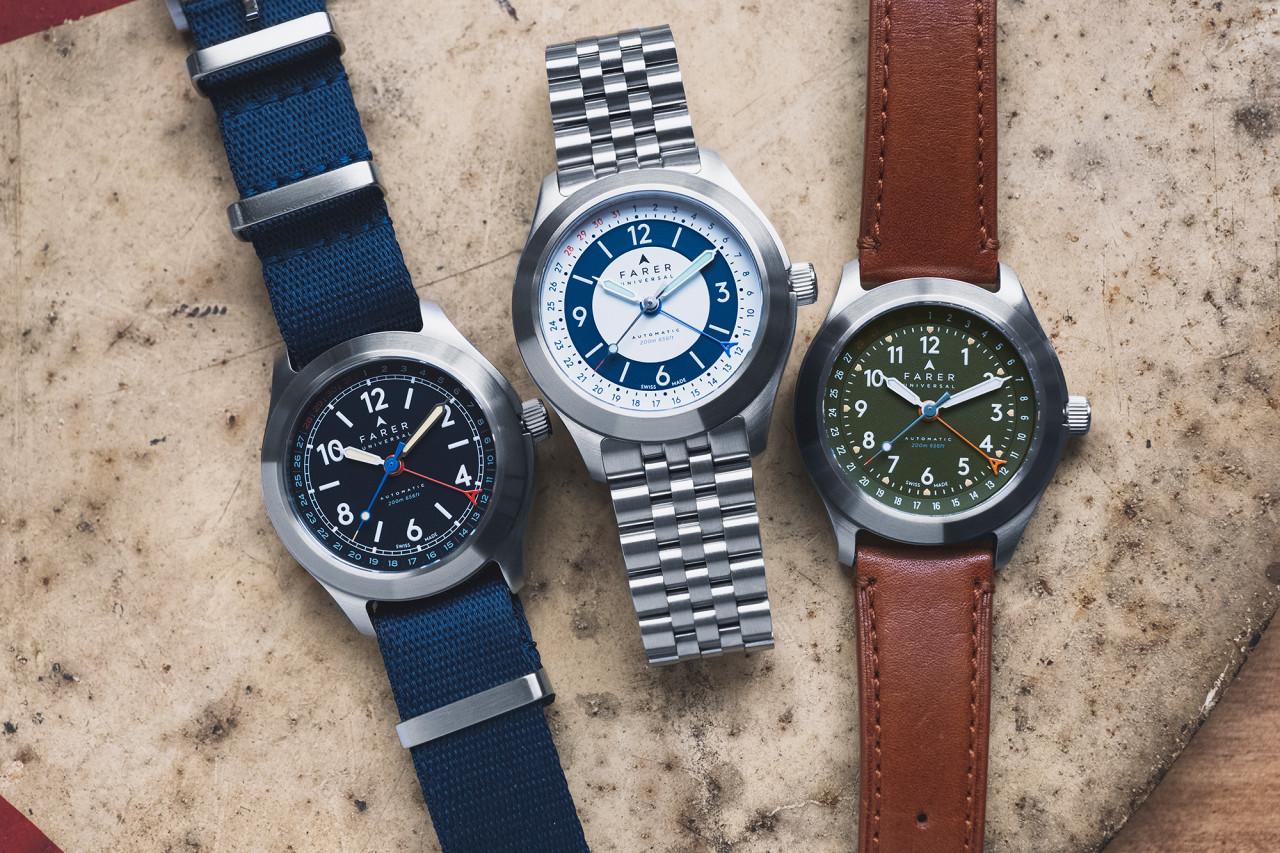 Farer Field Watch