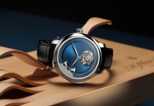 H. Moser Endeavour Minute Repeater Tourbillon