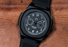Nuun Official Arctic Chronograph