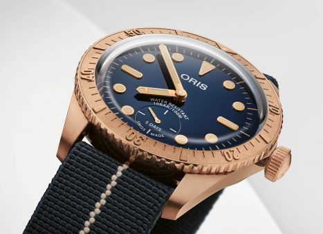 Oris The Carl Brashear Cal. 401 Limited Edition
