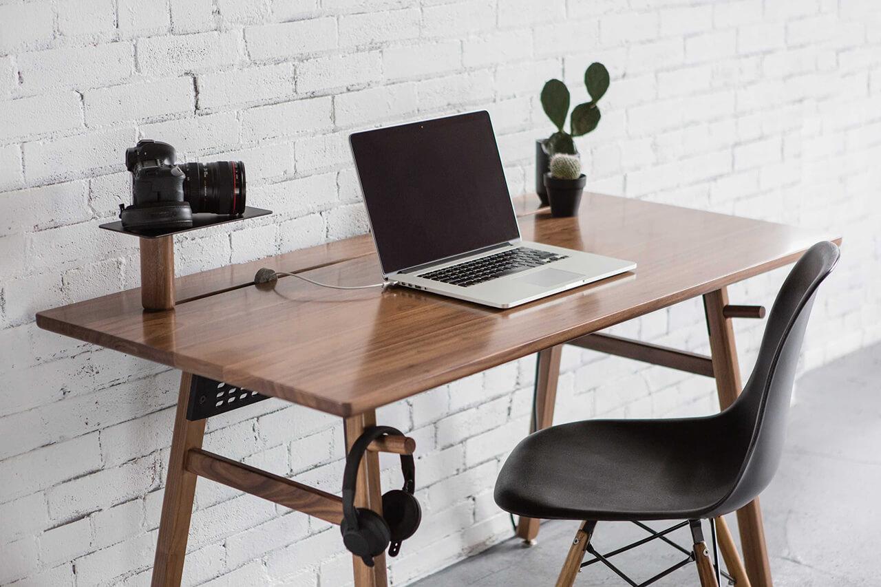 Artifox Walnut Desk
