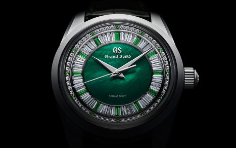 Grand Seiko Masterpiece Spring Drive 8 Day 140th Anniversary Limited Edition