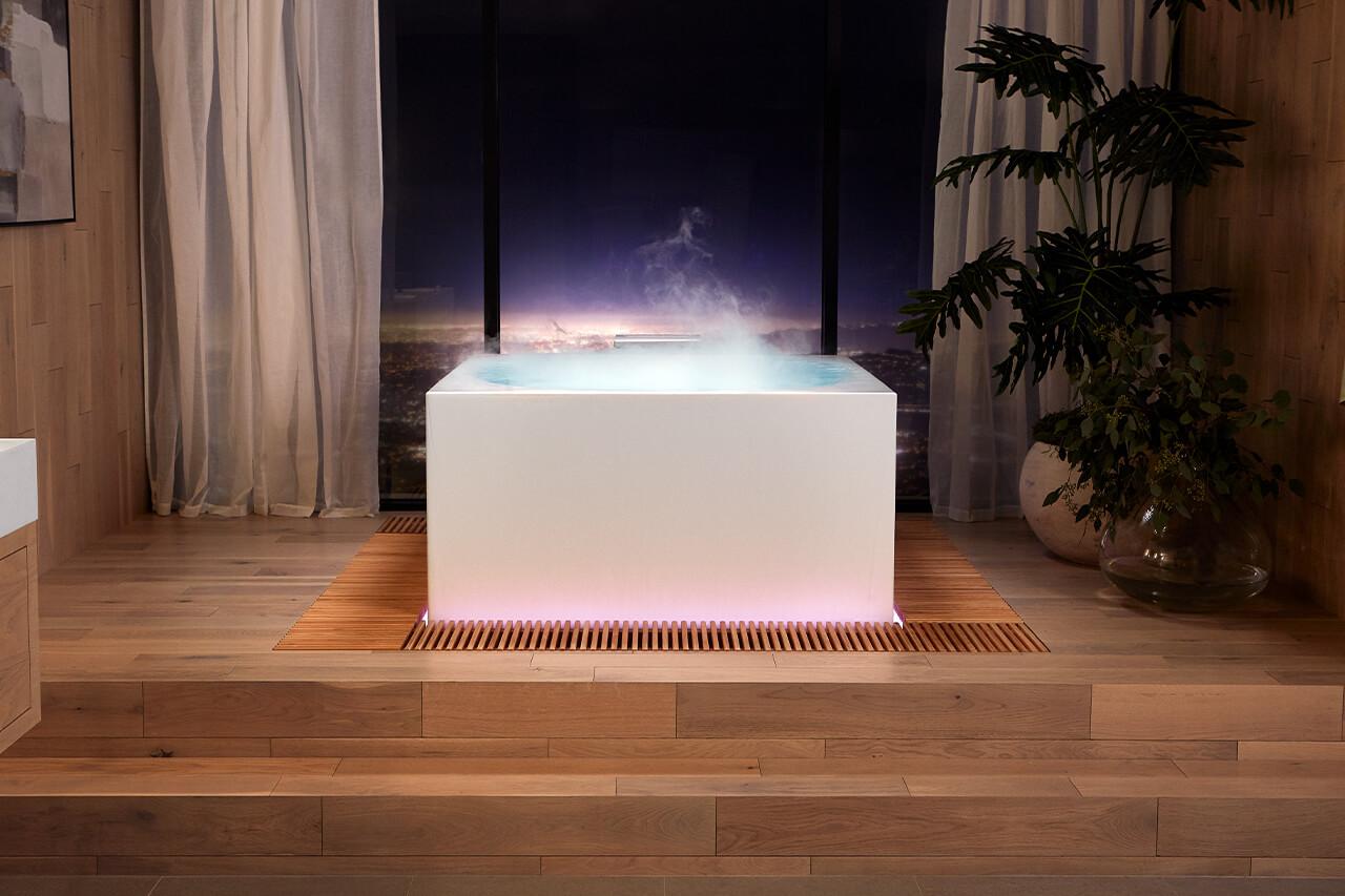 Stillness Bathtub