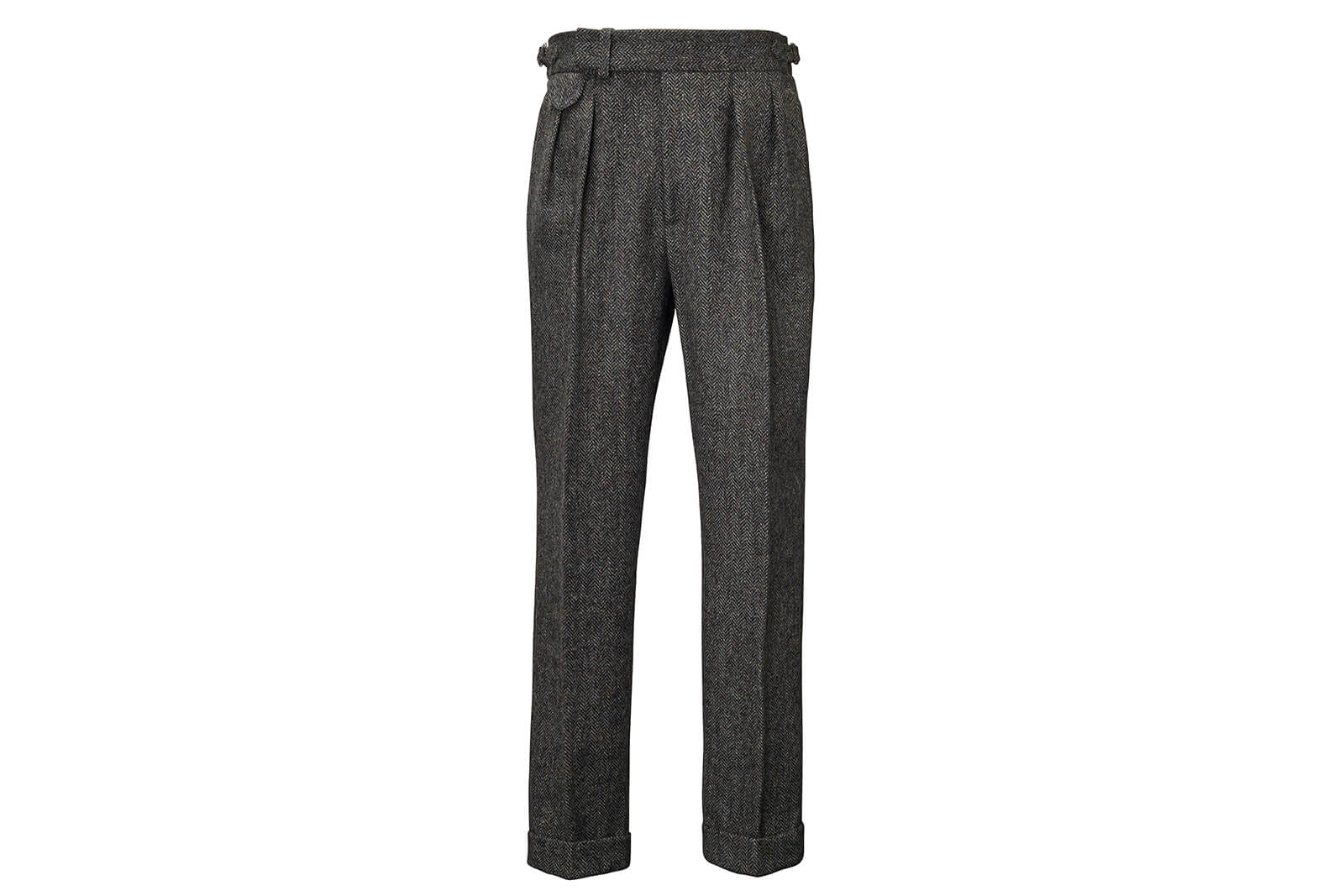 Albert Irish Tweed Pants