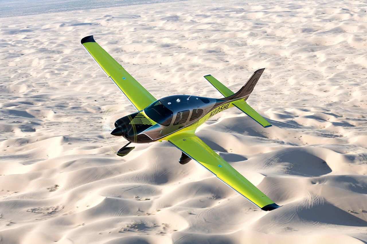Cirrus Aircraft 8000 Limited Edition SR