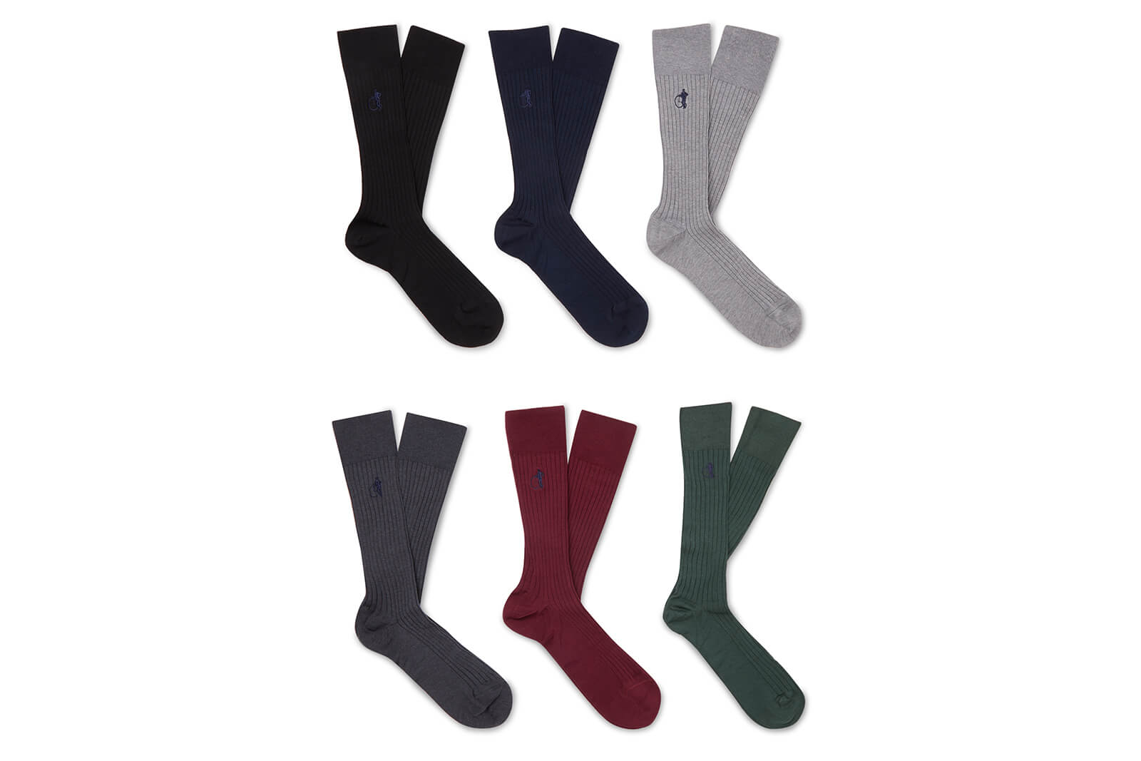 London Sock Co 6 pack