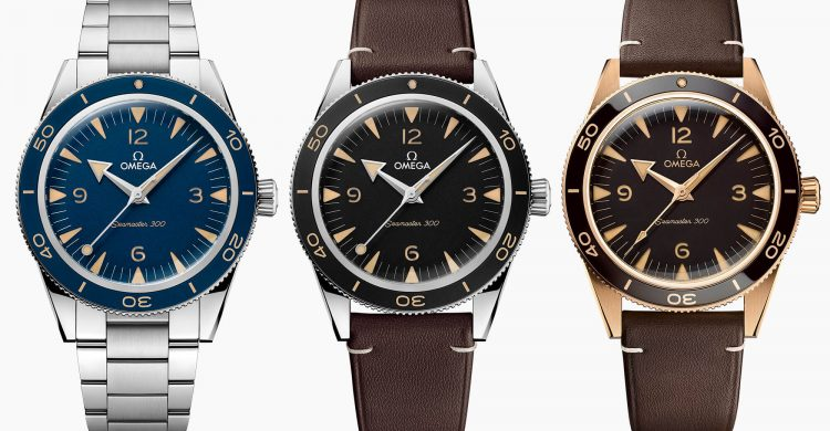 Seamaster 300 collection