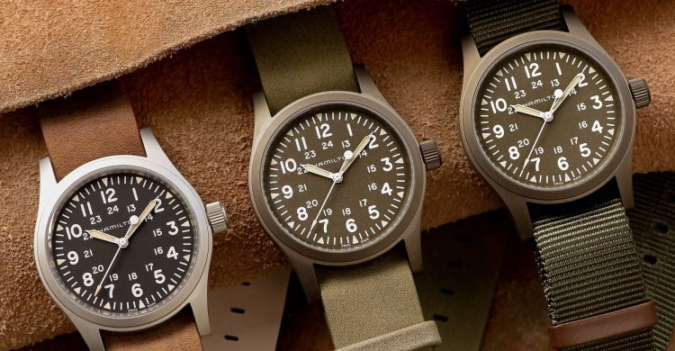 The 10 Best Mechanical Military Field Watches in 2021