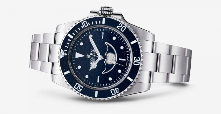 Artisans de Genève 'The Sea Shepherd Challenge' Rolex Submariner Date