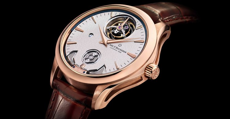 Carl F. Bucherer Manero Minute Repeater Symphony