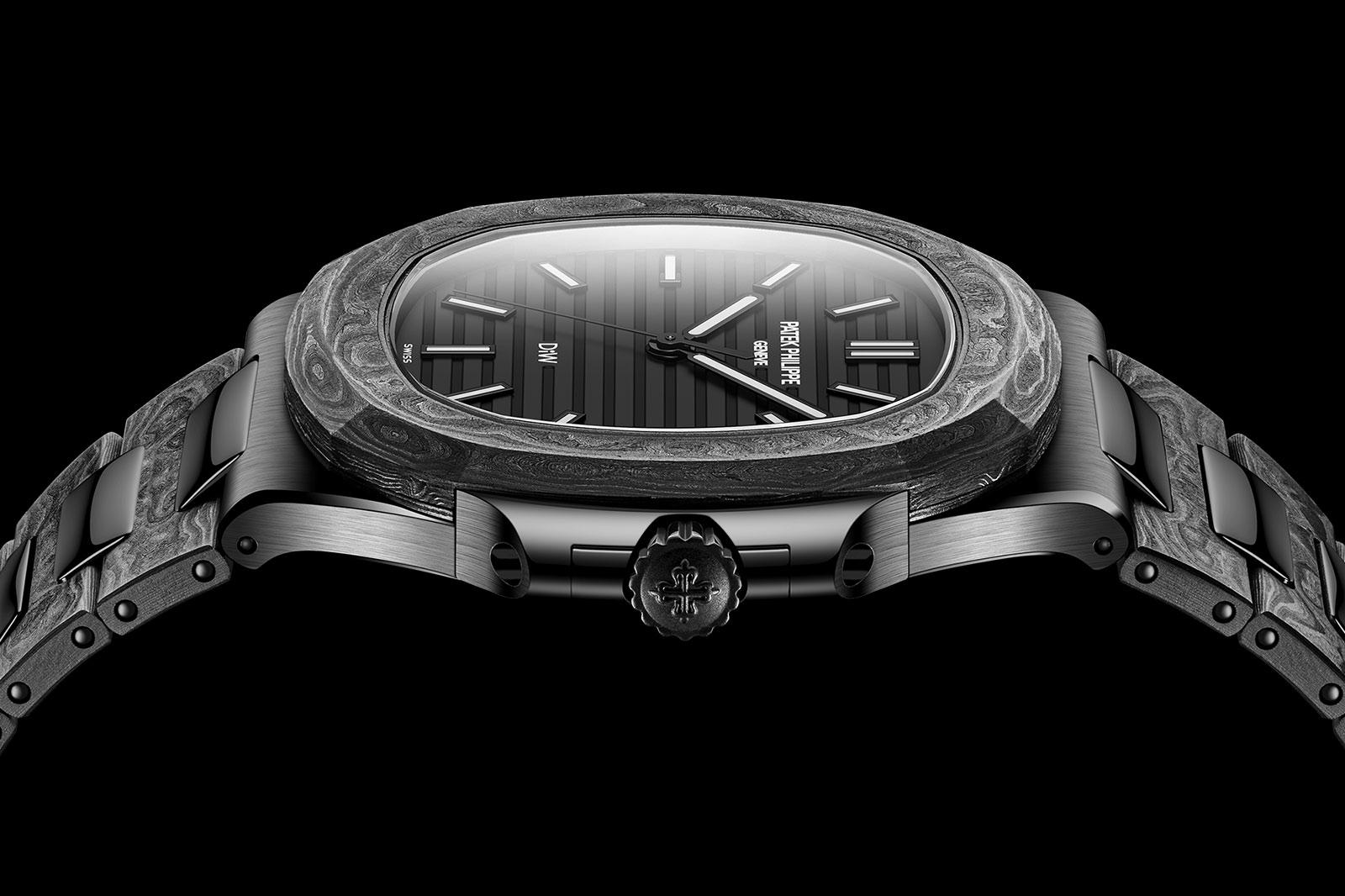 Designa Individual Carbon Patek Philippe Nautilus 5711