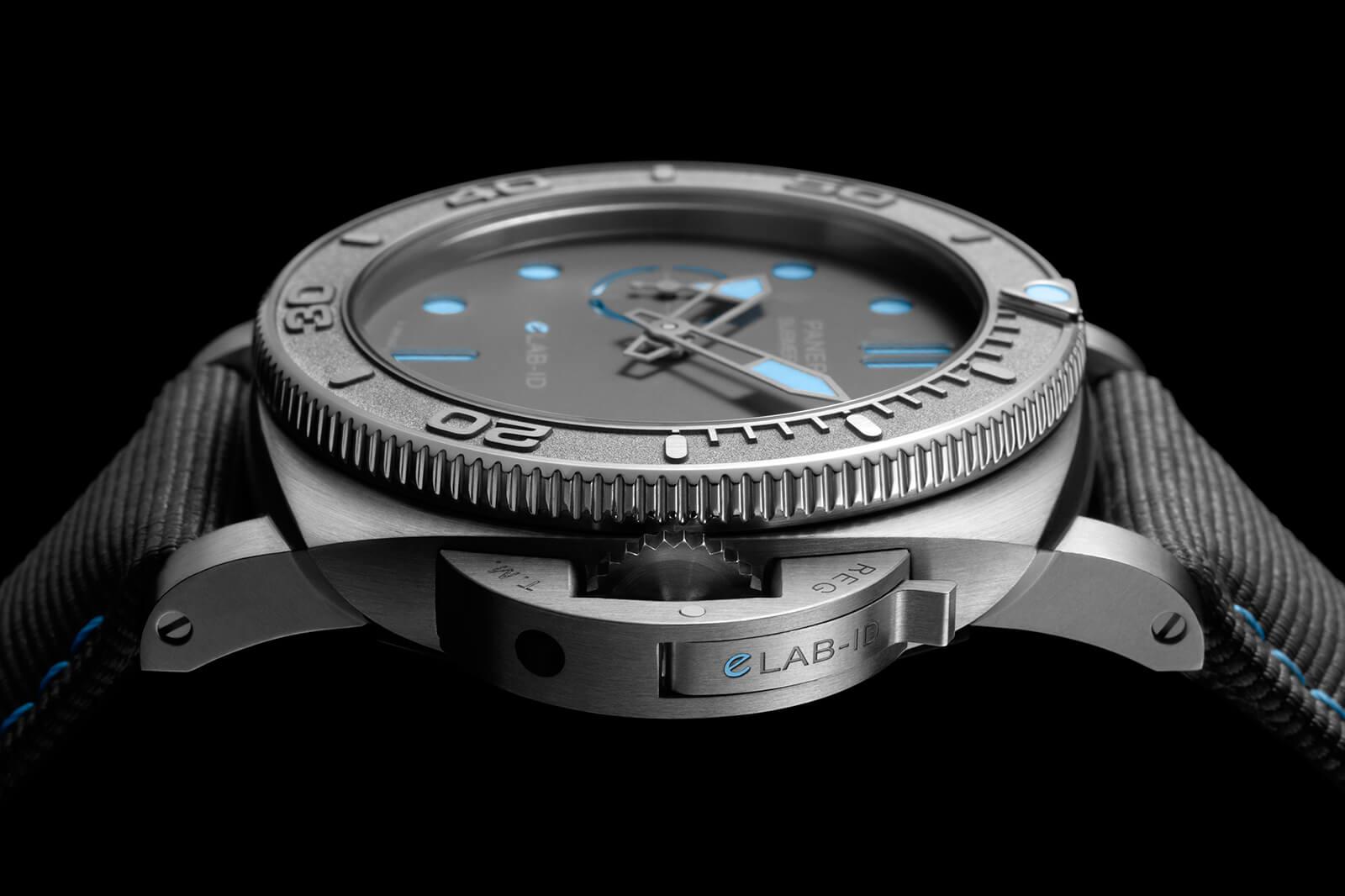 Panerai Submersible eLAB-ID™