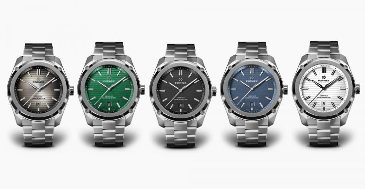 Formex Essence FortyThree Automatic Chronometer featured