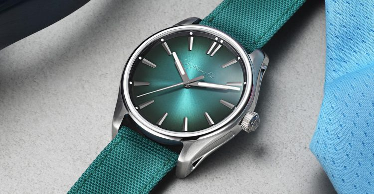 H. Moser & Cie. Pioneer Central Seconds Mega Cool featured