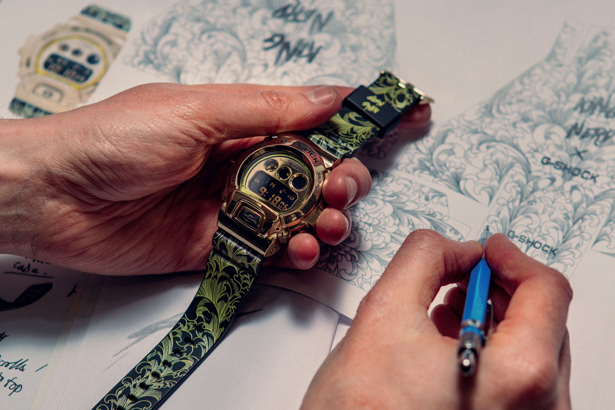Watches and Art: The Secrets To A Successful 'Watch X Artist' Collaboration