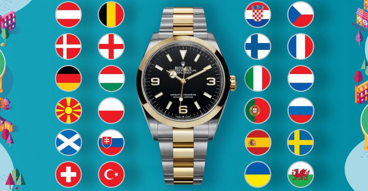 The Euros of Watches