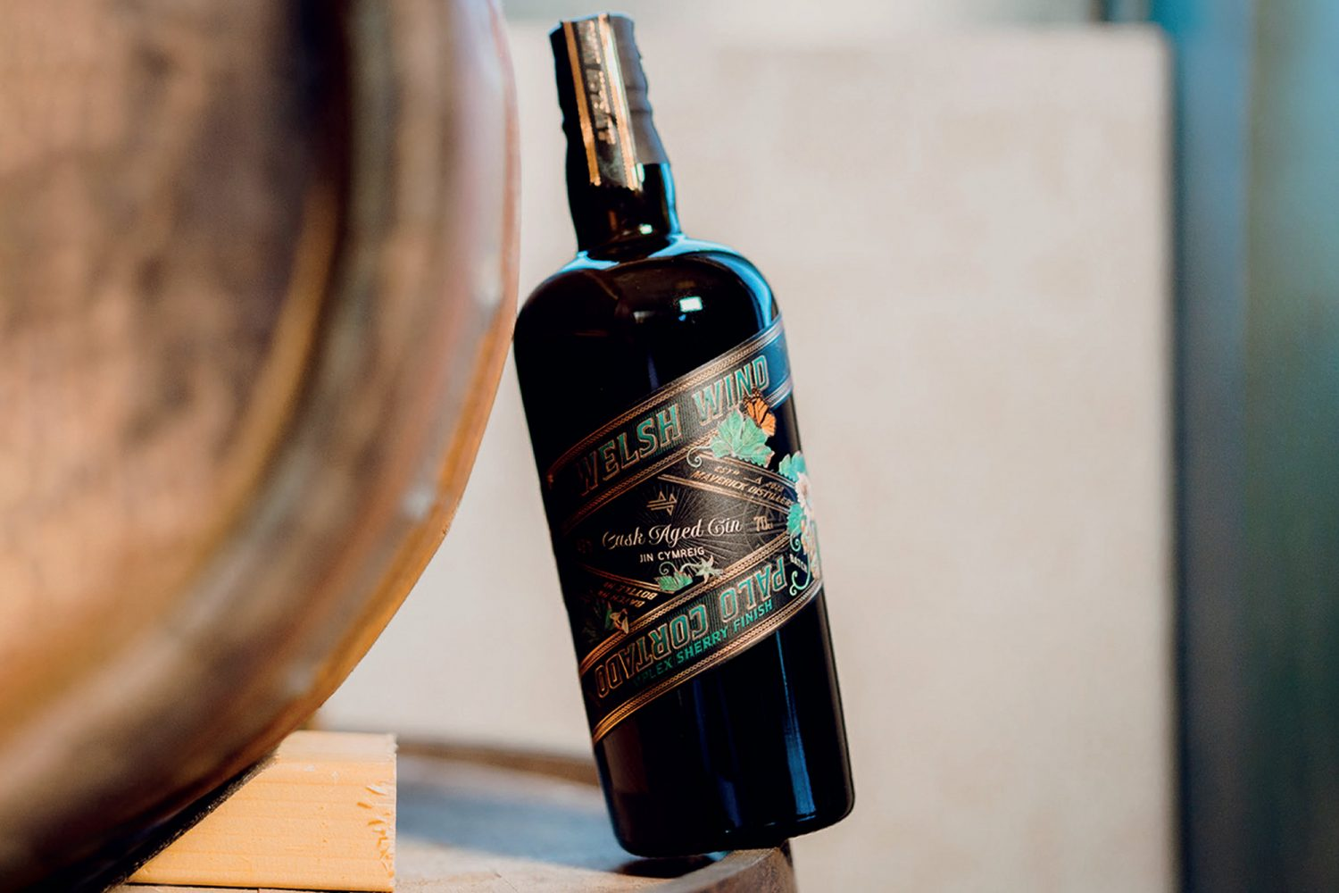 In the Welsh Wind Palo Cortado Limited Edition