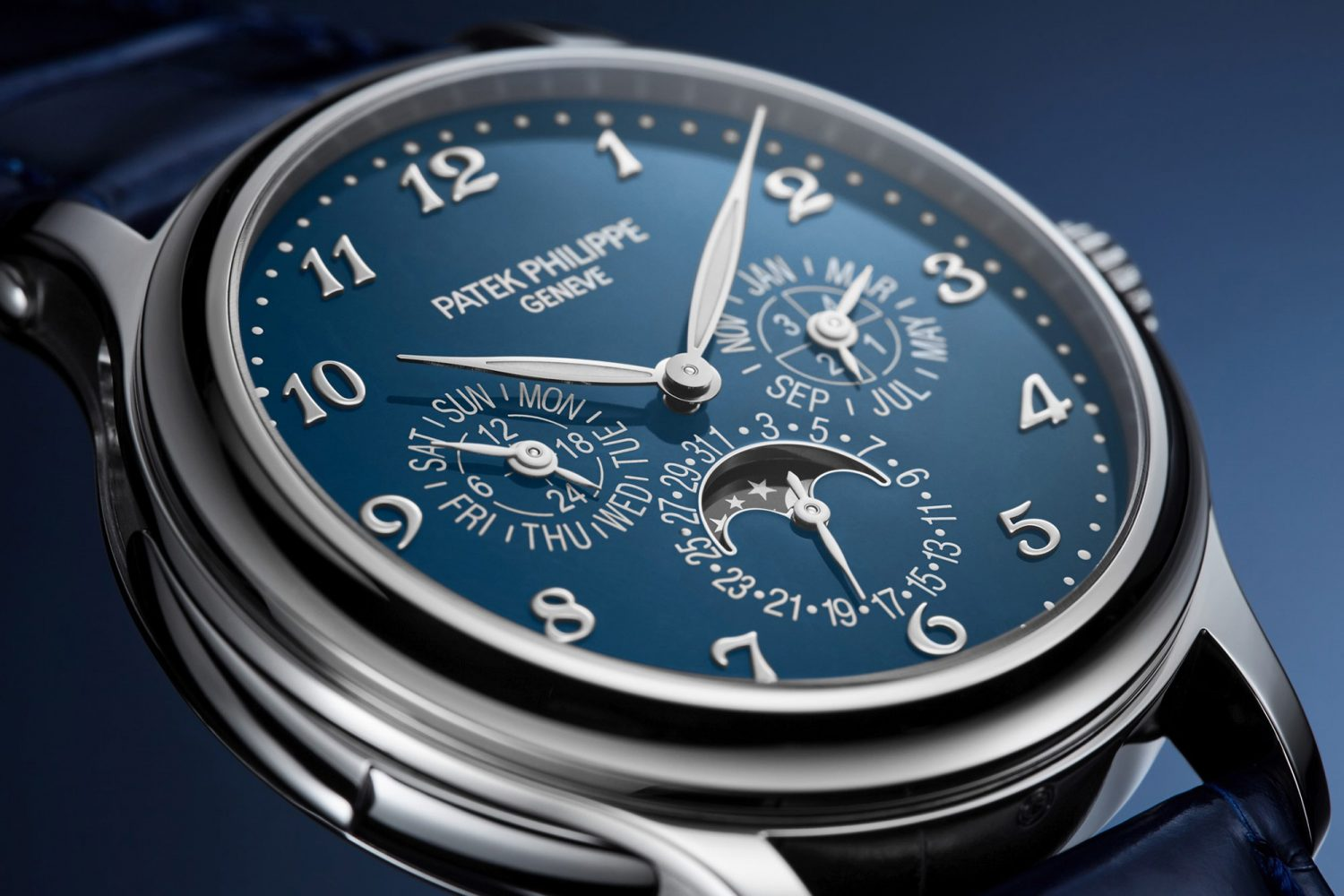 """Patek Philippe """"Rare Handcrafts"""" Minute Grand Complication Repeater Collection"""