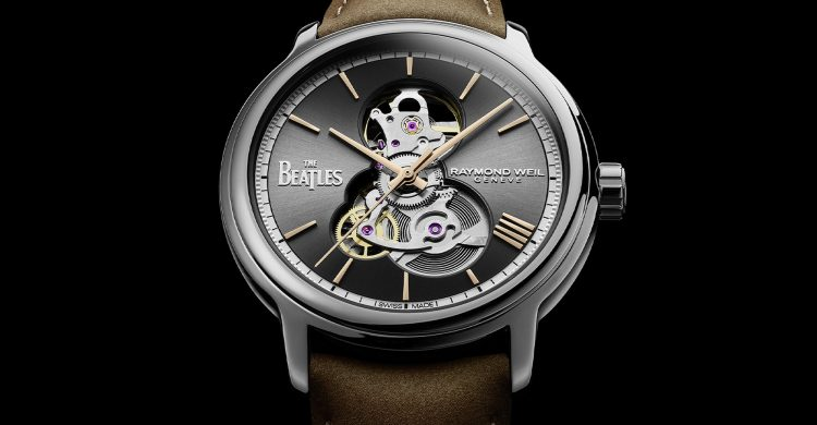 Raymond Weil Maestro The Beatles Let It Be Limited Edition featured