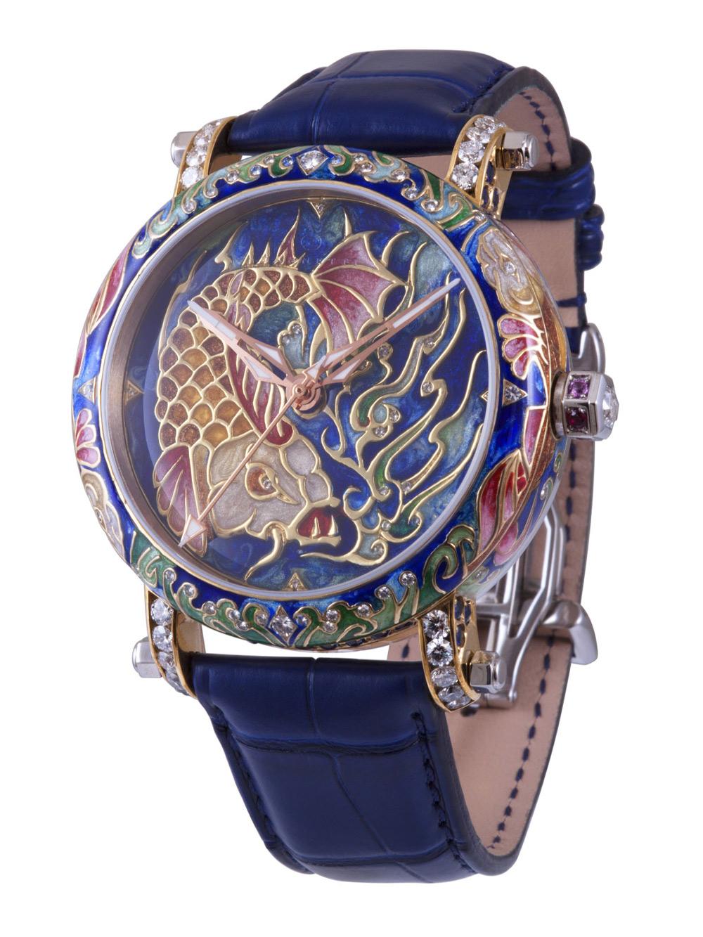 Zannetti watchmaking