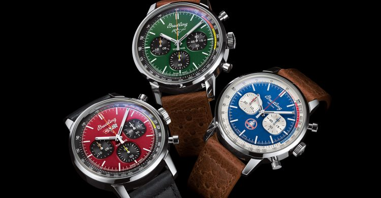 Breitling Top Time Classic Cars Squad Collection