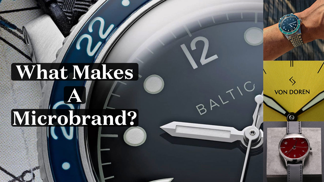 What Exactly Is a Microbrand?