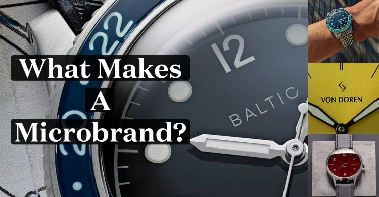 What Is a Microbrand?
