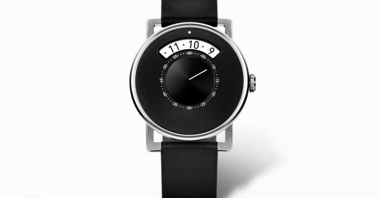 MIH Gaia II with Black Dial